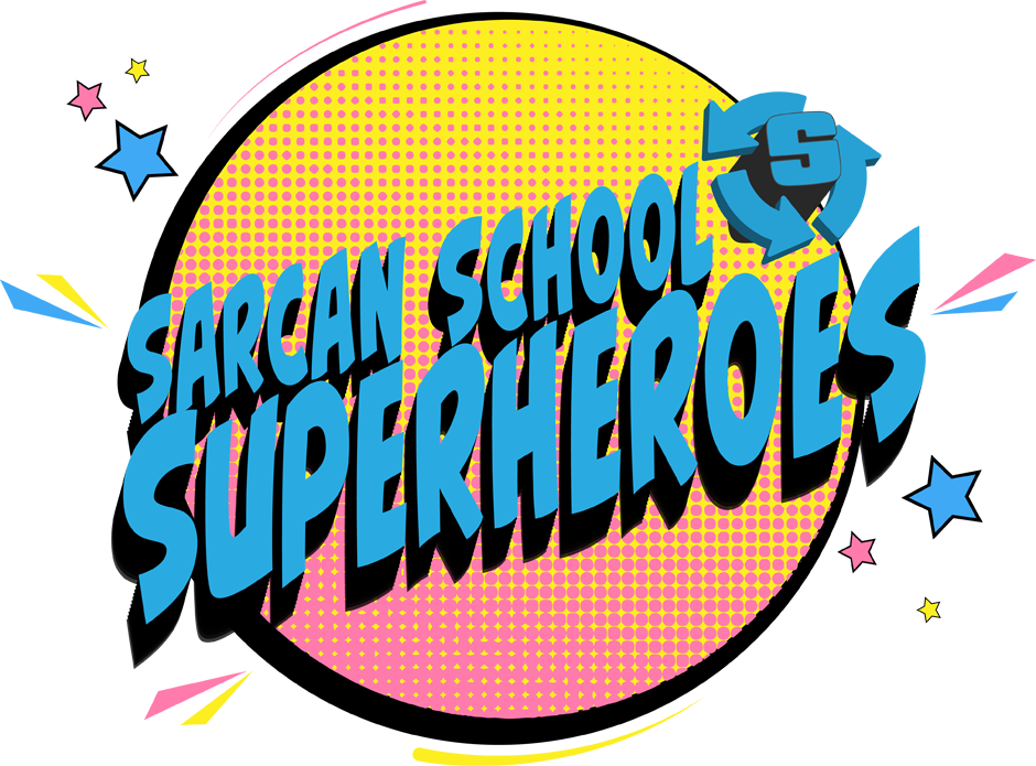SARCAN School Superheroes